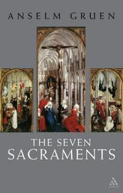 Cover of: The seven sacraments | Anselm GruМ€n
