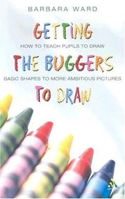 Cover of: Getting the buggers to draw