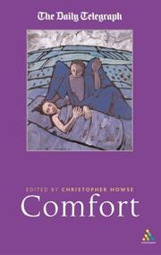 Cover of: Comfort (Daily Telegraph) | Christopher Howse