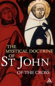 Cover of: The Mystical Doctrine
