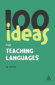 100 Ideas for Teaching Languages (Continuum One Hundreds S.)