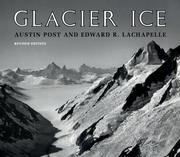 Cover of: Glacier Ice | Austin Post