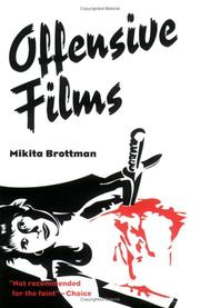 Cover of: Offensive Films | Mikita Brottman