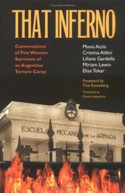 Cover of: That Inferno | Cristina Aldini