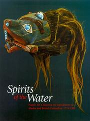 Cover of: Spirits of the water | edited by Steven C. Brown ; essays by Paz Cabello ... [et al.].