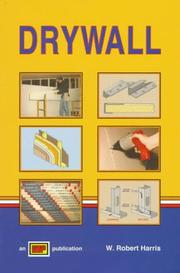 Cover of: Drywall