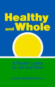 Cover of: Healthy and whole