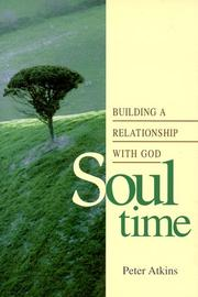 Cover of: Soul Time