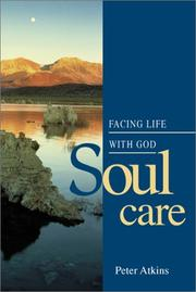 Cover of: Soul care
