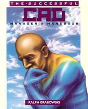 Cover of: The successful CAD manager's handbook