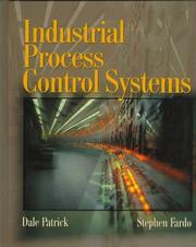 Cover of: Industrial process control systems