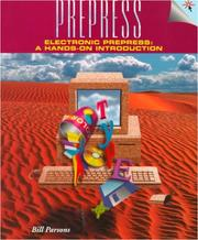 Cover of: Electronic prepress