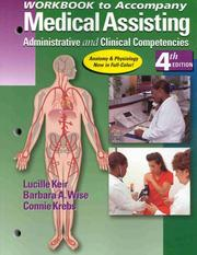 Medical assisting by Lucille Keir