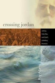 Cover of: Crossing Jordan | Roy Adams