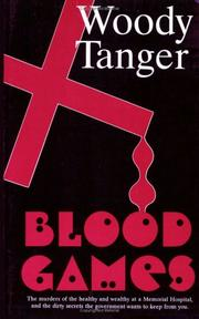 Cover of: Blood games