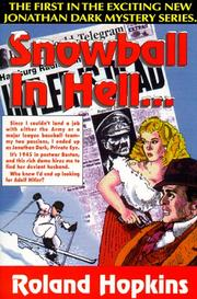 Cover of: Snowball in hell