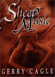 Cover of: Sheet music