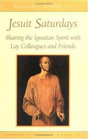 Cover of: Jesuit Saturdays | William J. Byron