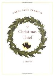 Cover of: A Christmas thief: a novel