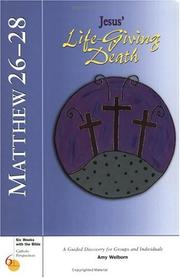 Cover of: Matthew | Amy Welborn