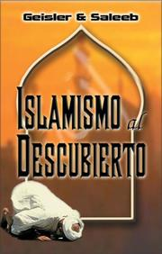 Cover of: Islamismo al Descubierto