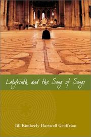 Cover of: Labyrinth and the Song of Songs