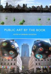 Cover of: Public Art By The Book