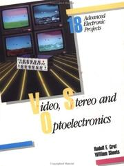 Cover of: Video, stereo, and optoelectronics