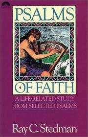 Psalms of Faith by Ray C. Stedman