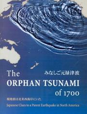 Cover of: The Orphan Tsunami of 1700