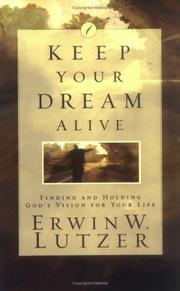 Cover of: Keep Your Dream Alive