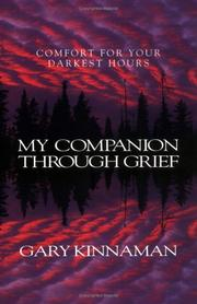 Cover of: My companion through grief