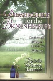 Cover of: Prayer Guide for the Brokenhearted