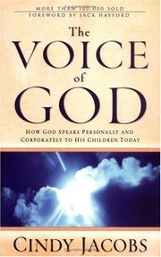 Cover of: The voice of God