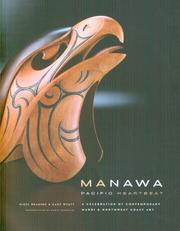 Cover of: Manawa | Nigel Reading