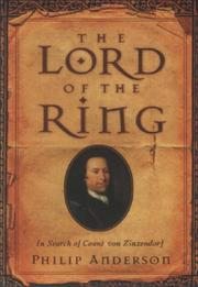 Cover of: The Lord of the Ring
