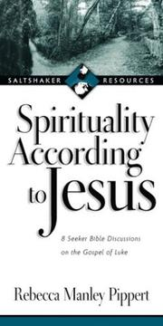 Cover of: Spirituality According to Jesus