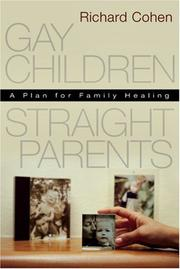 Cover of: Gay Children, Straight Parents