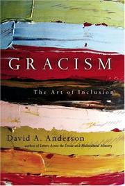 Cover of: Gracism