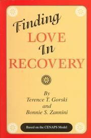 Cover of: Finding love in recovery
