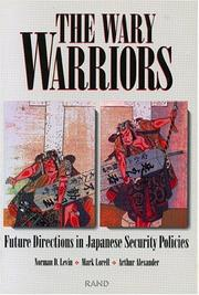Cover of: The wary warriors