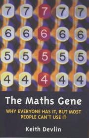 The Maths Gene by Keith J. Devlin