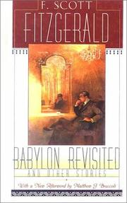 Cover of: Babylon revisited and other stories
