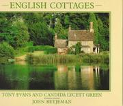 Cover of: English Cottages (Country) | Candida Lycett Green