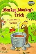 Cover of: Monkey-Monkey's Trick: Based on an African Folk Tale