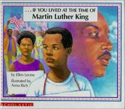 Cover of: If You Lived at the Time of Martin Luther King