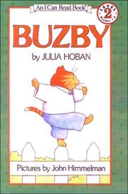 Cover of: Buzby (I Can Read Books) | Julia Hoban