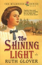 Cover of: shining light | Ruth Glover