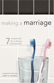 Cover of: Making a Marriage | David Frisbie