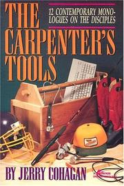 Cover of: Carpenters Tools